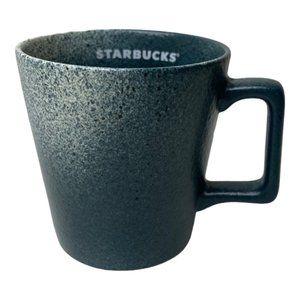 Starbucks 2021 Speckle Green Ombre Mug 14 oz